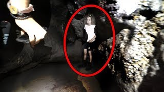 Top 10 Scary & Mysterious Creatures Caught On Camera In a Tunnel, Cave Or Sewer