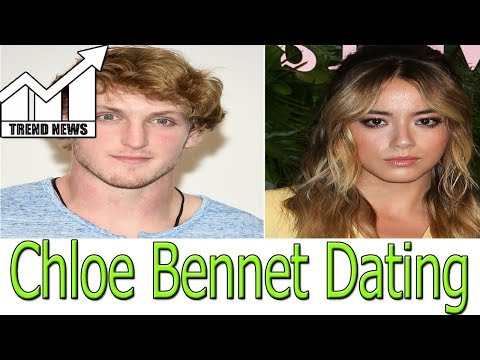 Chloe Bennet from Agents of S.H.I.E.L.D. confirms she's dating Logan Paul