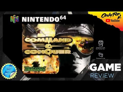 command conquer nintendo 64 download