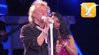 Rod Stewart - Rhythm of My Heart - Festival de Viña del Mar 2014 HD