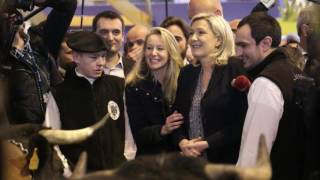 Video L'énorme bourde de Marion Maréchal Le Pen MP3, 3GP, MP4, WEBM, AVI, FLV Mei 2017