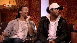 Ylvis Talking African English With Madcon Hd