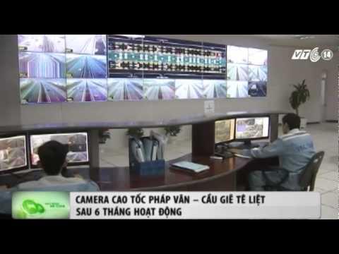 Camera cao tốc Pháp Vân – Cầu Giẽ tê liệt sau 6 tháng hoạt động