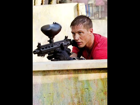 This Means War (2012) - Tom Hardy is good at paintball