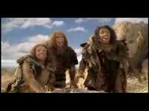 Complete Bud Light Super Bowl Ad: Cavemen Invent Wheel!