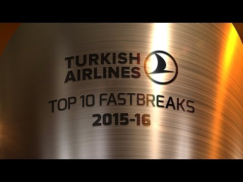 #FANSCHOICE Top 10 fastbreaks!