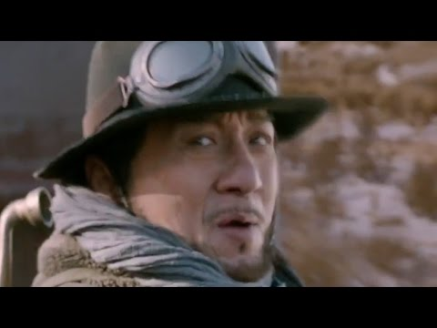 Railroad Tigers | official trailer (2017) Jackie Chan