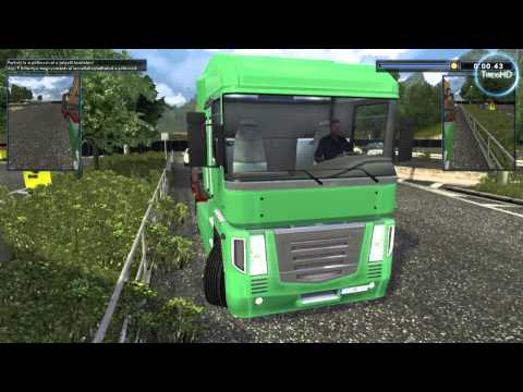 Trucks & Trailers HD gameplay