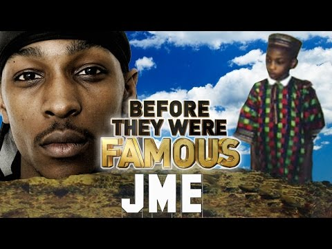 JME | BEFORE THEY WERE FAMOUS @JmeBBK