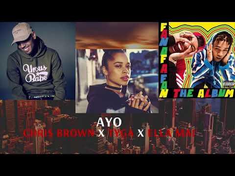 Chris Brown ft. Tyga, Ella Mai - Ayo