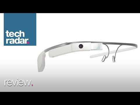 Review of Google's futuristic smart glasses