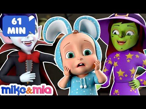 🎃 Haunted House | Halloween Songs for Kids | Halloween Dance 🎃