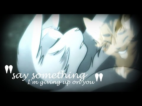 "Warriors AMV // ""Say Something I'm Giving Up On You"""