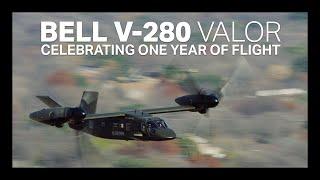 9. Bell V-280 Valor – First Year of Flight [MILESTONES]