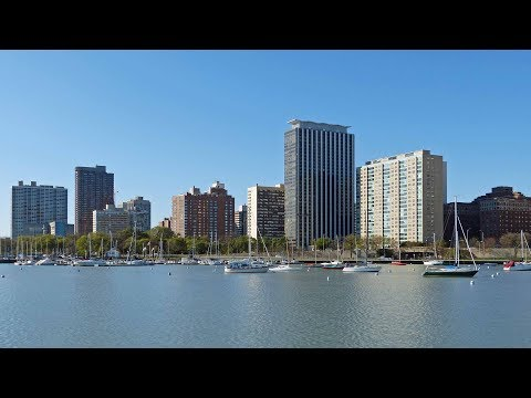 A large, updated Lakeview East 1-bedroom at 3130 N Lake Shore Drive