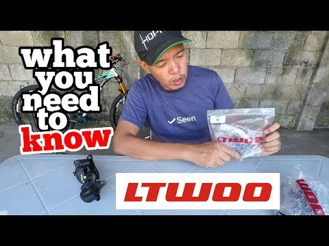 Part 1of3: LTWOO Philippines there's something you need to know! AX 11 speed gearset