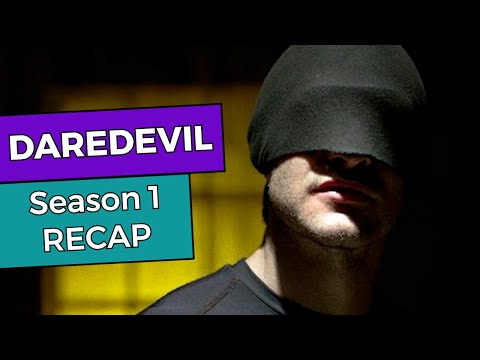 RECAP!!! - Daredevil: Season 1