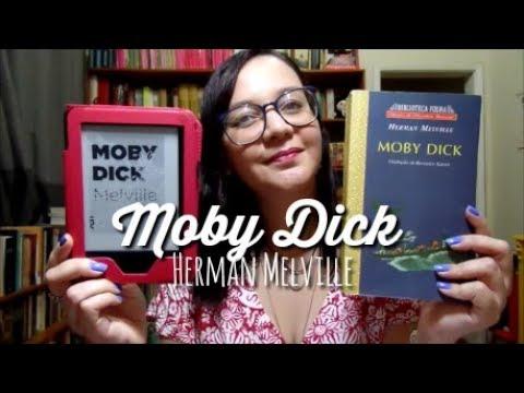 Desbravando Colossos: Moby Dick, de Herman Melville