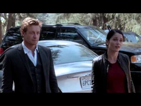 The Mentalist 6x08- Lisbon and theTeam defend Jane