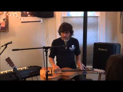 Jason Lowe at Victoria House Concert B: A Case Of You (Joni Mitchell cover)