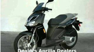 3. 2009 Aprilia SportCity 125  Details Top Speed