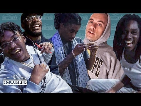Shoreline Mafia & Adam22 in Atlanta Day 1