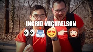 Song about Ingrid Michaelson and our crush on her using Emojis - RKVC