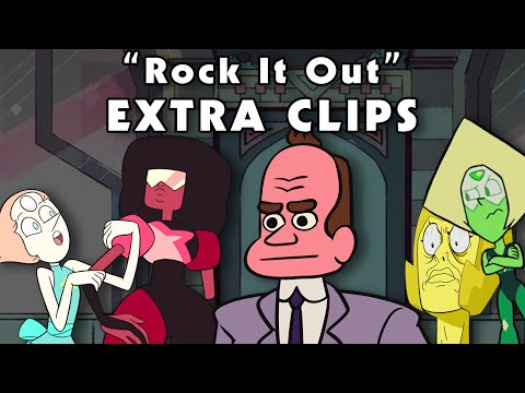 """Rock It Out"" Extra Clips"