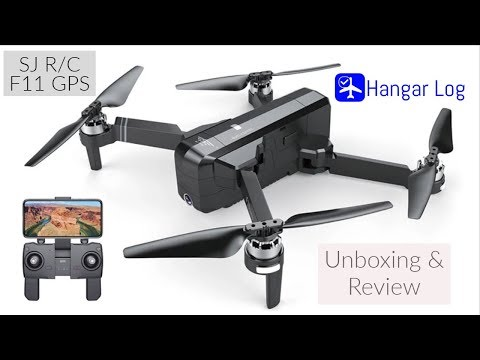 Hangar Log: SJRC F11 GPS Detailed Review (from Banggood.com)