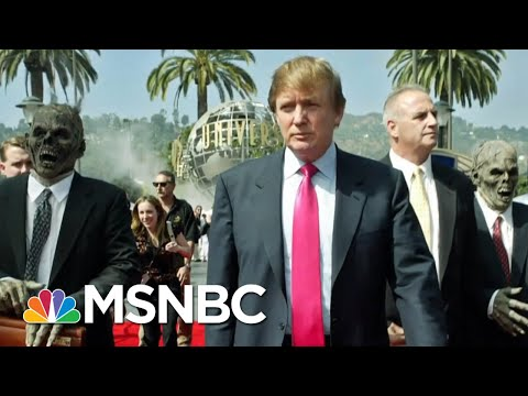 Lincoln Project Mocks Trump With Fake Retro Ad Pushing Covid Drug   The 11th Hour   MSNBC