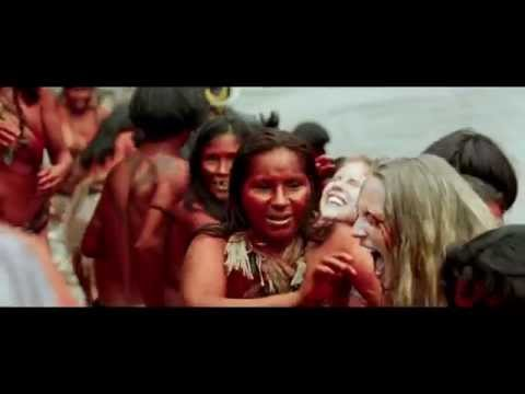 The Green Inferno (Comic-Con Spot)