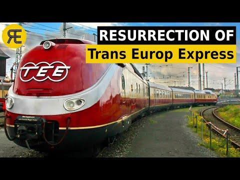 TEE 2.0: The Future of European Passenger Rail Transport?