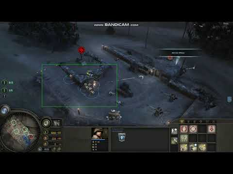 Company of Heroes Mission 2 Vierville Part 2