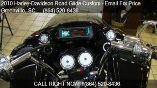 10. 2010 Harley-Davidson Road Glide Custom FLTRX for sale in Gre