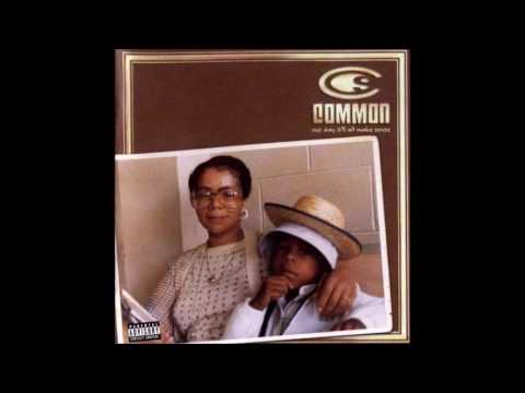 Common ‎– One Day It'll All Make Sense [Full Album] 1997