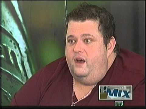 Comedian Ralphie May is glad to be back on Guam