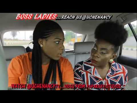 BOSS LADIES TRIALER - LATEST NIGERIAN NOLLYWOOD MOVIES 2017