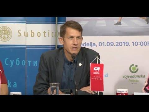 Dr. Pásztor Bálint nyilatkozata a 3. Szabadkai Félmaratonnal kapcsolatban-cover