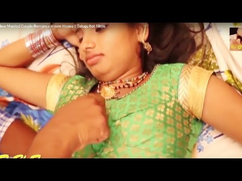 XxX Hot Indian SeX New Married Couple Romance in new House Telugu hot filims.3gp mp4 Tamil Video