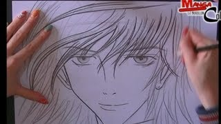 Como Dibujar Manga (4 Formas De Rostros) How To Draw Manga (4 Ways Manga Faces)