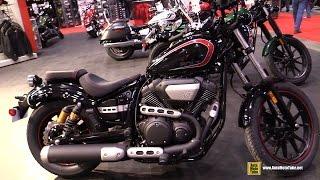 6. 2015 Yamaha Bolt R-Spec - Walkaround - 2015 Toronto Motorcycle Show
