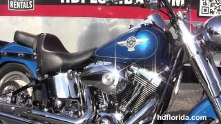 7. Used 2005 Harley Davidson Fat Boy Motorcycles for sale