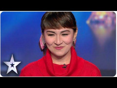 這女生的嗓音完美到讓從來沒有按下「黃金按鈕」的超嚴格評審終於按下了!