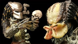 This is a review of the Jungle Hunter Predator Ultimate 7 Inch action figure made by NECA.