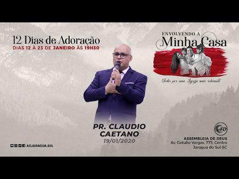 Pr. Claudio - Minha casa, um lugar de influência.