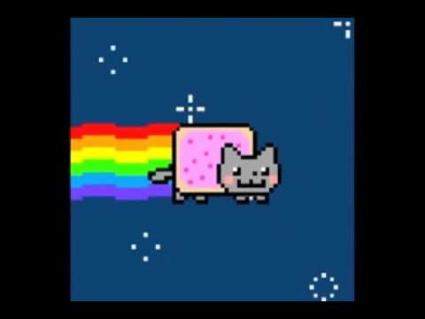 Nyan Cat – OMEGA Extended Edition【3 AND 1/2 HOURS OF NYAN SPLENDIDNESS】