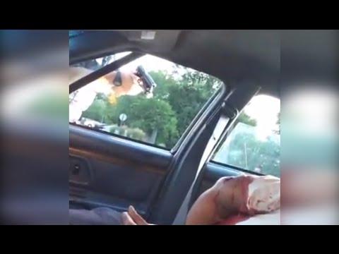 這女子以FB直播黑人男友在車上被警察開5槍連射直至斷氣過程,到現在已經引爆了5名警官死亡的報復行動