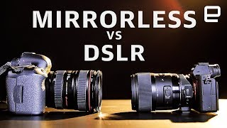 Video Why mirrorless cameras are taking over MP3, 3GP, MP4, WEBM, AVI, FLV Mei 2019