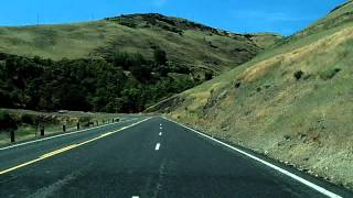 Lewiston (ID) United States  city pictures gallery : Spiral Road, old US 95, Lewiston, Idaho Time Lapse Dashcam