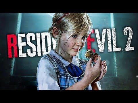 CUỘC TRỐN THOÁT ĐẦY NGOẠN MỤC! | Resident Evil 2 Claire #2 - Thời lượng: 41 phút.